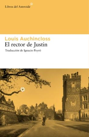 El rector de Justin, de Louis Auchincloss
