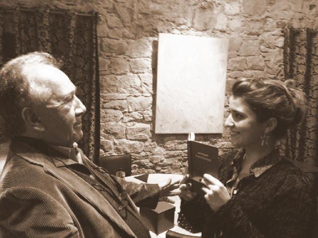 Joan Margarit, l'emoció calculada