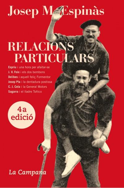 Ressenya de 'Relacions particulars', de J. M. Espinàs