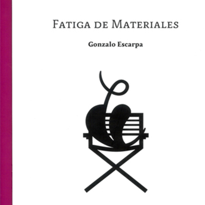 'Fatiga de materiales', el (falso) debut de Gonzalo Escarpa